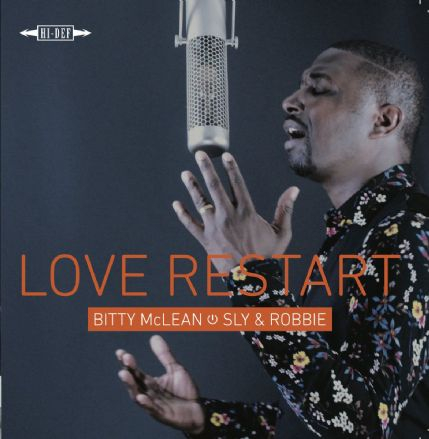 Bitty McLean & Sly & Robbie - Love Restart (Silent River / Taxi) LP
